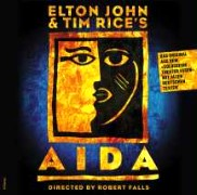 Cover CD Aida