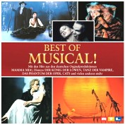 Cover CD Best of Musical - Stageholding Gala 2004