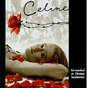 Cover CD Celine