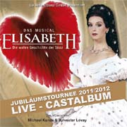 Cover CD Elisabeth