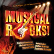 Cover CD Musical Rocks!