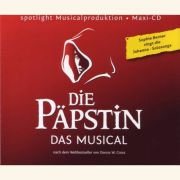 Cover Maxi-CD Die Päpstin