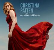 Cover CD Christina Patten: a million dreams