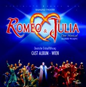 Cover CD Romeo & Julia Wien Cast 2005