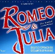 Cover CD Romeo & Julia Wien Cast Gesamtaufnahme 2005