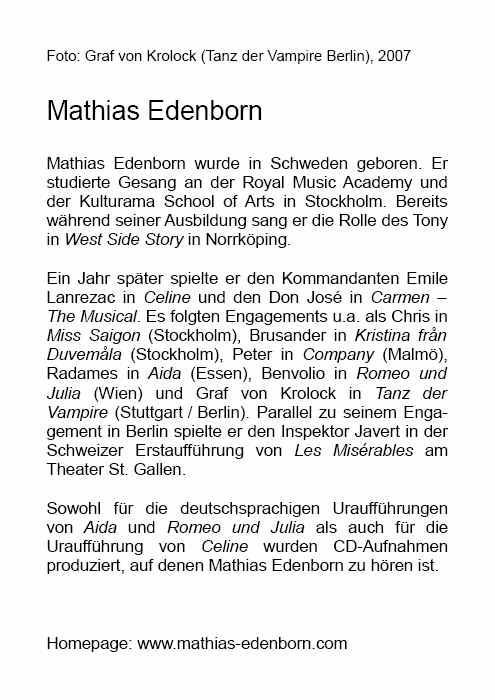 Autogrammkarte 2007  @www.mathias-edenborn.com