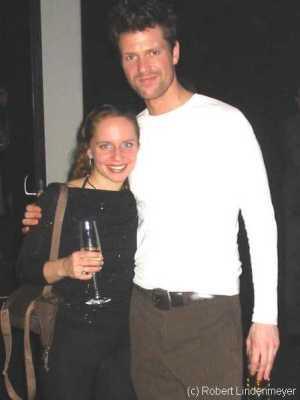 Die Silvesterparty: Margherita Huisman und Mathias Edenborn