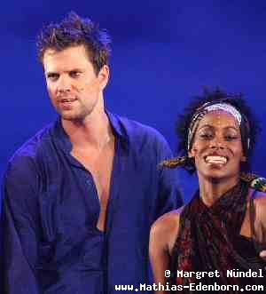 Mathias Edenborn (Radames), Peggy Sandaal