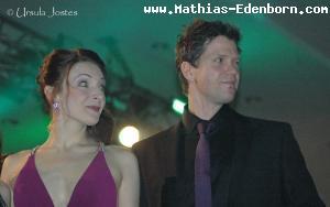 Willemijn Verkaik und Mathias Edenborn