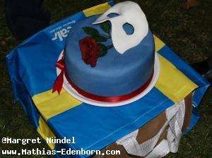 Geschenk: Torte