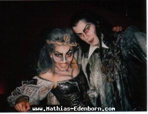Vampir Mathias und Dominika (Szymanska)