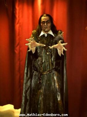 Vampir Mathias: Komm näher...