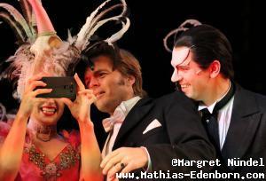 Heidi Karlsson, Yngve Gasoy-Romdal, Mathias Edenborn