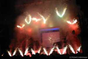 Das Silvesterfeuerwerk